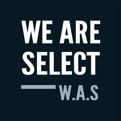 WE ARE SELECT - W.A.S