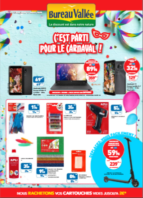 Bon plan, codes promo, réduction Guadeloupe, Martinique, Guyane, la Réunion : Catalogue Carnaval | photo-catalogue-carnaval