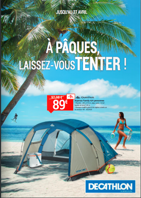 Bon plan, codes promo, réduction Guadeloupe, Martinique, Guyane, la Réunion : Le nouveau catalogue de Décathlon ! | photo-le-nouveau-catalogue-de-decathlon