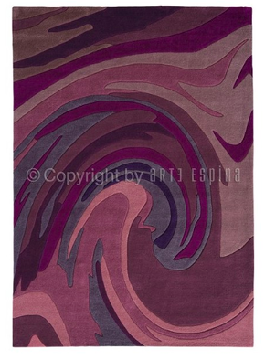 Tapis Action Painting Vie Chere