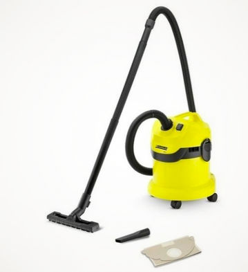 Bon plan, codes promo, réduction Guadeloupe, Martinique, Guyane, la Réunion : ASPIRATEUR KARCHER 1000 WATTS | photo-aspirateur-karcher-1000-watts