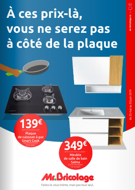 Bon plan, codes promo, réduction Guadeloupe, Martinique, Guyane, la Réunion : Le nouveau Catalogue Mr. Bricolage | photo-le-nouveau-catalogue-mr-bricolage