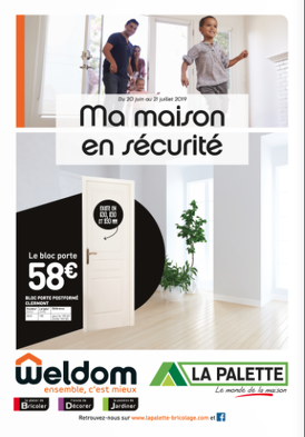 Bon plan, codes promo, réduction Guadeloupe, Martinique, Guyane, la Réunion : MA MAISON EN SÉCURITÉ | photo-ma-maison-en-securite