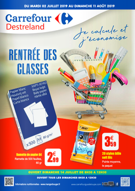 Bon plan, codes promo, réduction Guadeloupe, Martinique, Guyane, la Réunion : Catalogue Carrefour ! | photo-catalogue-carrefour