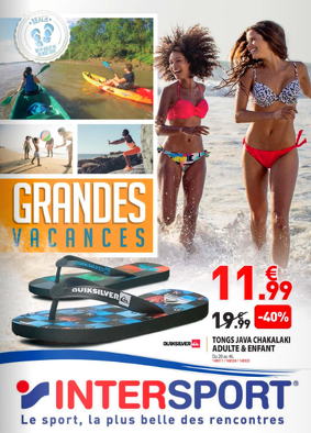 Bon plan, codes promo, réduction Guadeloupe, Martinique, Guyane, la Réunion : La catalogue Intersport ! | photo-la-catalogue-intersport