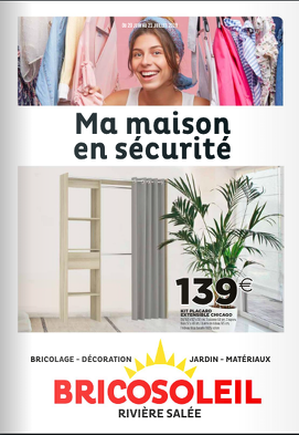 Bon plan, codes promo, réduction Guadeloupe, Martinique, Guyane, la Réunion : Ma maison en sécurité ! | photo-ma-maison-en-securite