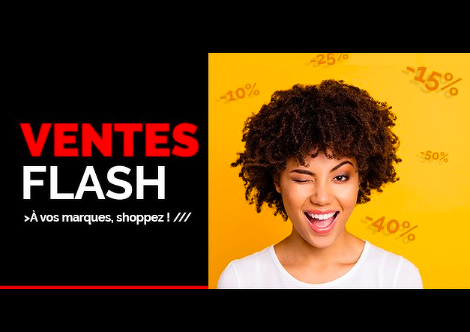 Bon plan, codes promo, réduction Guadeloupe, Martinique, Guyane, la Réunion : Vente Flash ! | photo-vente-flash