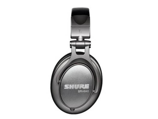 Bon plan, codes promo, réduction Guadeloupe, Martinique, Guyane, la Réunion : SHURE casque professionel fermé SRH940 | photo-shure-casque-professionel-ferme-srh940-1