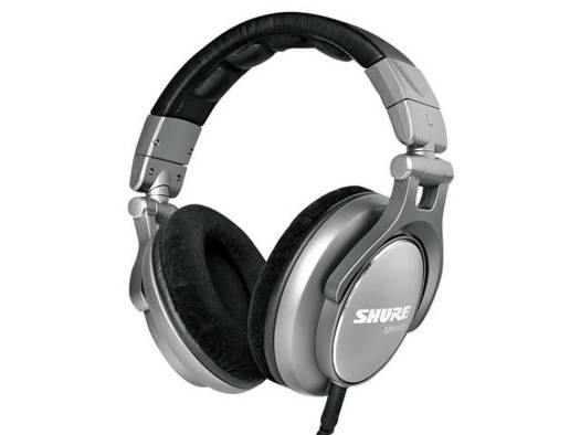 Bon plan, codes promo, réduction Guadeloupe, Martinique, Guyane, la Réunion : SHURE casque professionel fermé SRH940 | photo-shure-casque-professionel-ferme-srh940