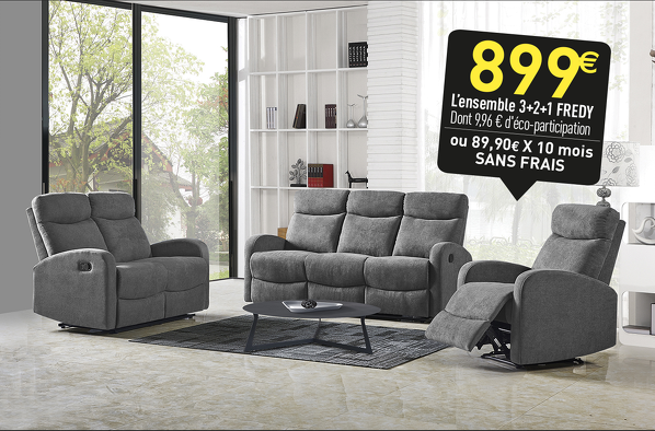 Bon plan, codes promo, réduction Guadeloupe, Martinique, Guyane, la Réunion : 🛋 UN SALON COMPLET À PRIX CANON 🛋 | photo-un-salon-complet-a-prix-canon