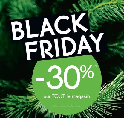Bon plan, codes promo, réduction Guadeloupe, Martinique, Guyane, la Réunion : BLACK FRIDAY YVES ROCHER -30% sur TOUT le magasin | photo-black-friday-30-sur-tout-le-magasin