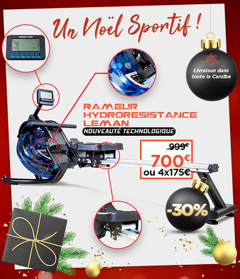 Bon plan, codes promo, réduction Guadeloupe, Martinique, Guyane, la Réunion : UN NOËL SPORTIF ! | photo-un-noel-sportif