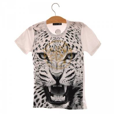 Bon plan, codes promo, réduction Guadeloupe, Martinique, Guyane, la Réunion : T-shirt Tigre | photo-t-shirt-tigre-2