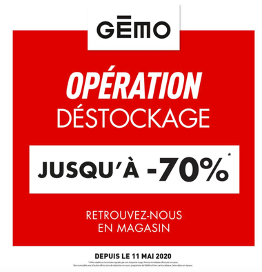 Bon plan, codes promo, réduction Guadeloupe, Martinique, Guyane, la Réunion : Destockage ! | photo-destockage
