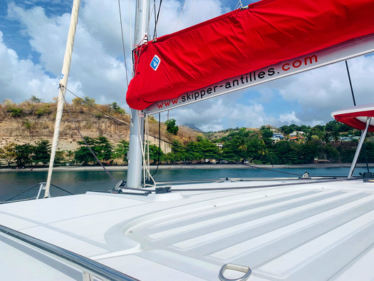 Bon plan, codes promo, réduction Guadeloupe, Martinique, Guyane, la Réunion : Tour de Martinique en catamaran | photo-tour-de-martinique-en-catamaran-8