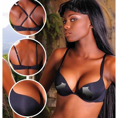 Bon plan, codes promo, réduction Guadeloupe, Martinique, Guyane, la Réunion : INVISIBLE SOUTIEN GORGE PUSH UP | photo-invisible-soutien-gorge-push-up-2