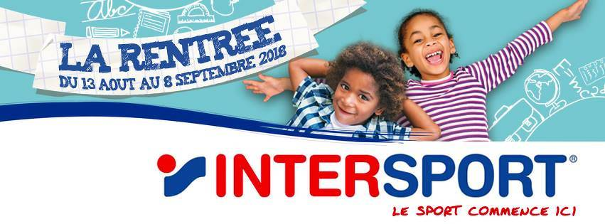 Bon plan, codes promo, réduction Guadeloupe, Martinique, Guyane, la Réunion : Catalogue de la rentrée Intersport ! | photo-catalogue-de-la-rentree-intersport