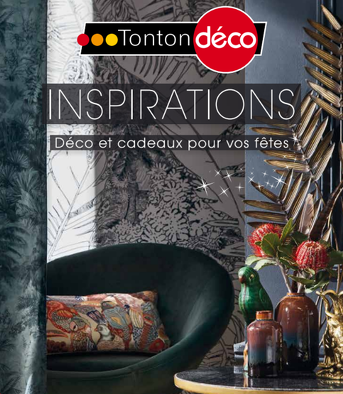 Bon plan, codes promo, réduction Guadeloupe, Martinique, Guyane, la Réunion : Catalogue de Noël TONTON DÉCO ! | photo-catalogue-de-noel-tonton-deco
